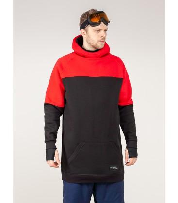 snowboarding hoodie